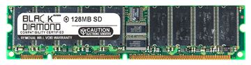 Picture of 128MB  SDRAM PC100 ECC Memory 168-pin (1Rx8)