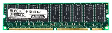 Picture of 128MB (1Rx4) SDRAM PC133 ECC Registered Memory 168-pin