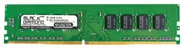 Picture of 16GB DDR4 2400 Memory 288-pin (2Rx8)