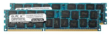 Picture of 16GB Kit(2x8GB) DDR3 1066 (PC3-8500) ECC Registered Memory 240-pin (4Rx8)