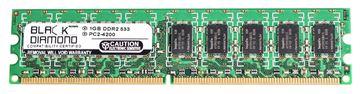 Picture of 1GB DDR2 533 (PC2-4200) ECC Memory 240-pin (2Rx8)