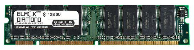 Picture of 1GB SDRAM PC133 Memory 168-pin (2Rx8)