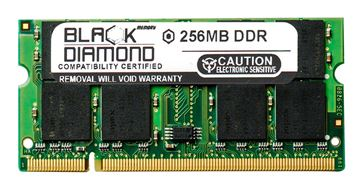 Picture of 256MB DDR 266 (PC-2100) SODIMM Memory 200-pin (2Rx8)