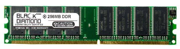 Picture of 256MB DDR 400 (PC-3200) Memory 184-pin (2Rx8)