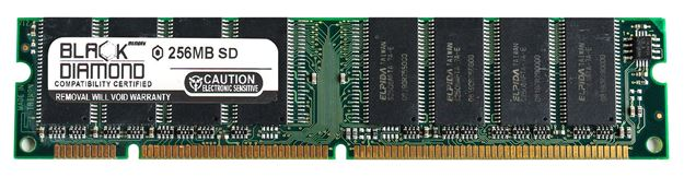 Picture of 256MB SDRAM PC133 Memory 168-pin (1Rx8)