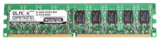 Picture of 2GB DDR2 800 (PC2-6400) ECC Memory 240-pin (2Rx8)