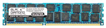 Picture of 4GB DDR3 1066 (PC3-8500) ECC Registered Memory 240-pin (2Rx4)