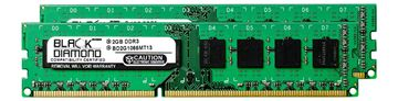 Picture of 4GB Kit (2x2GB)DDR3 1066 (PC3-8500) Memory 240-pin (2Rx8)
