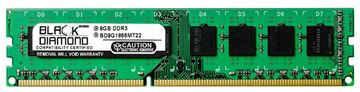 Picture of 8GB (2Rx8) DDR3 1866 (PC3-14900) Memory 240-pin
