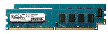 Picture of 8GB Kit (2x4GB) DDR2 667 (PC2-5300) Memory 240-pin (2Rx8)