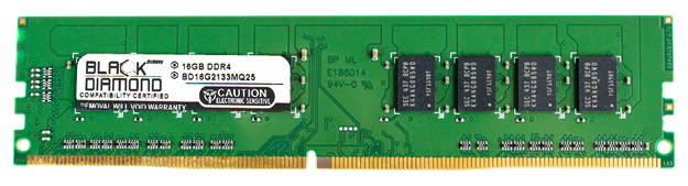 Picture of 16GB DDR4 2133 Memory 288-pin (2Rx8)