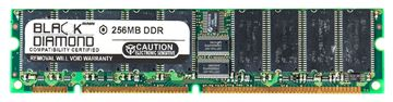 Picture of 256MB DDR 266 (PC-2100) ECC Memory 184-pin (2Rx8)