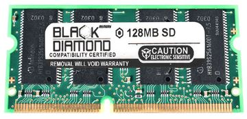 Picture of 128MB  SDRAM PC100 SODIMM Memory 144-pin (1Rx16)