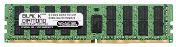 Picture of 32GB DDR4 2933 ECC Registered Memory 288-pin (2Rx4)