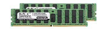 Picture of 32GB Kit (2x16GB) DDR4 2933 ECC Registered Memory 288-pin (2Rx4)